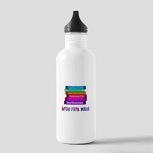USPS III Stainless Water Bottle 1.0L