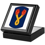 196th Light Infantry Bde Keepsake Box