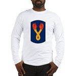 196th Light Infantry Bde Long Sleeve T-Shirt
