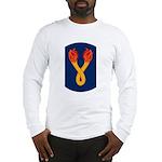 196th Light Infantry Bde Long Sleeve T-Shirt