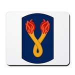 196th Light Infantry Bde Mousepad
