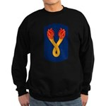 196th Light Infantry Bde Sweatshirt (dark)