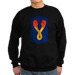 196th Light Infantry Bde Sweatshirt (dark)