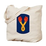 196th Light Infantry Bde Tote Bag