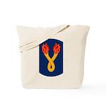 196th Light Infantry Bde Tote Bag