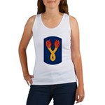 196th Light Infantry Bde Women's Tank Top