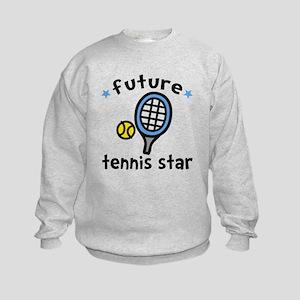 Future Tennis Star Kids Sweatshirt