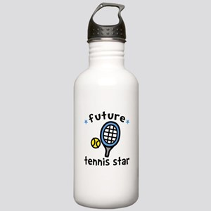 Future Tennis Star Stainless Water Bottle 1.0L