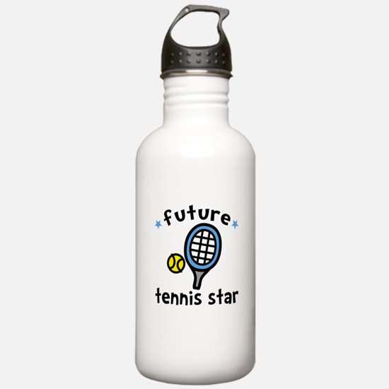 Future Tennis Star Water Bottle