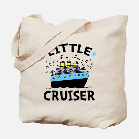 Little Cruiser Tote Bag