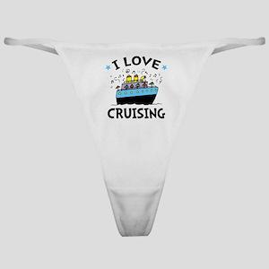 Little Cruiser Classic Thong