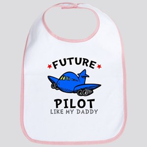 Pilot Like Daddy Bib