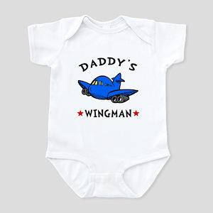 Daddy's Wingman Infant Bodysuit