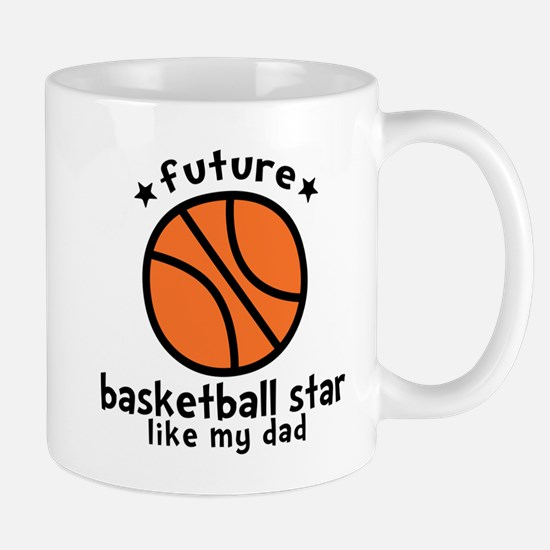 Basketball Dad Mug