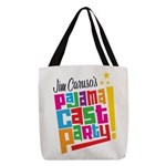 Pajama Cast Party Polyester Tote Bag
