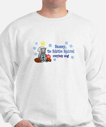 Sammy Squirrel Sweatshirt