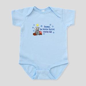 Sammy Squirrel Infant Bodysuit