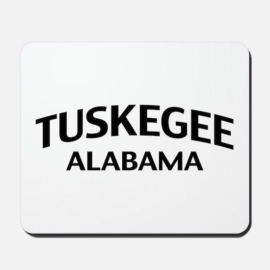 Tuskegee Alabama Mousepad