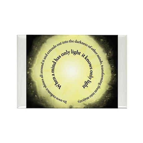ACIM-Only Light Rectangle Magnet (10 pack)