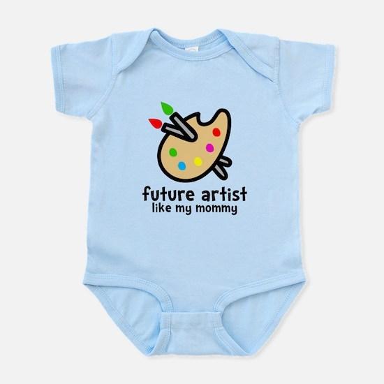 Artist Mom Infant Bodysuit