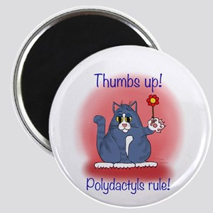 Polydactyls Rule Magnet