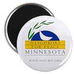 "Minnesota N4P 2.25"" Magnet (100 pack)"