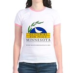 Minnesota Neighbors for Peace Jr. Ringer T-Shirt