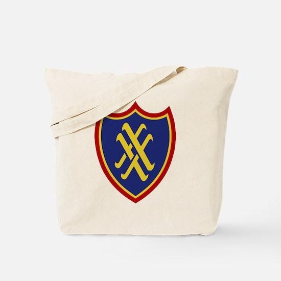 XX Corps Tote Bag