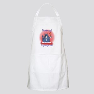 Polydactyls Rule Apron