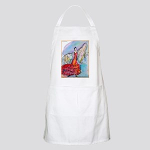 Falmenco dancer, bright Apron