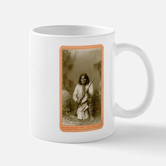 Geronimo - Apache Leader Mug