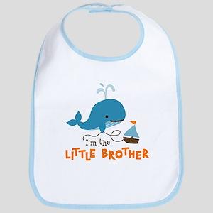 Little Brother - Mod Whale Bib