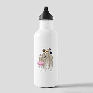 Meerkats Stainless Water Bottle 1.0L