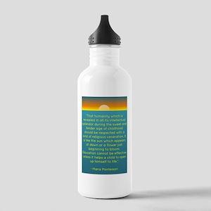 Montesssori Stainless Water Bottle 1.0L