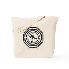 DHARMA DERBY GIRL Tote Bag