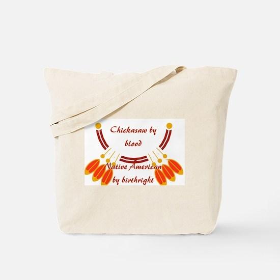 """""""Chickasaw"""" Tote Bag"""
