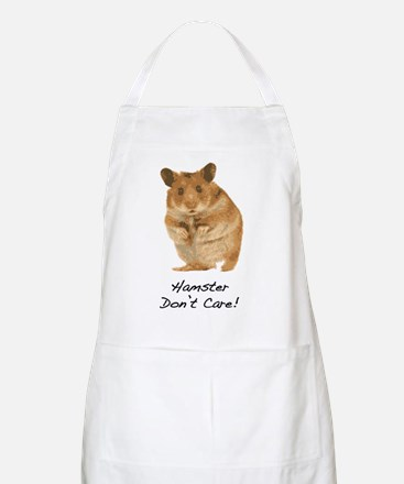 Hamster Don't Care! Apron