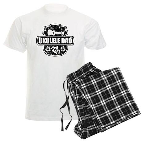 Ukulele Dad Men's Light Pajamas