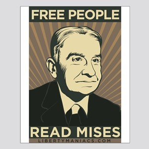 Read Mises Small Poster