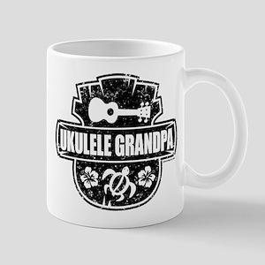 Ukulele Grandpa Mug