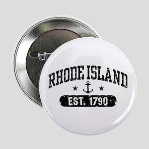 "Rhode Island 2.25"" Button"