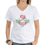 Sweet Like Candy Women's V-Neck T-Shirt