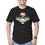 Sweet Like Candy Men's Fitted T-Shirt (dark)
