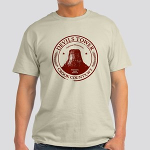 Devils Tower Light T-Shirt