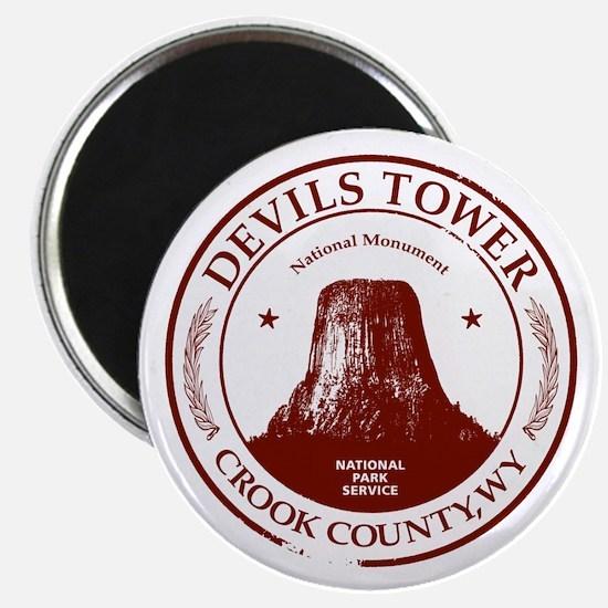 Devils Tower Magnet