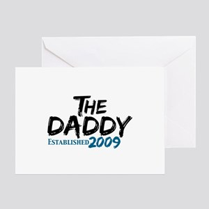 The Daddy Est 2009 Greeting Card