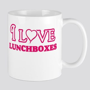I Love Lunchboxes Mugs