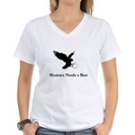 MNAB Falcon V-Neck Shirt