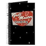 Grill Master Retro Journal