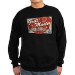 Grill Master Retro Sweatshirt (dark)